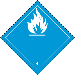 Substances Which, In Contact With Water, Emit Flammable Gases